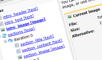 Use image hosting for all your images