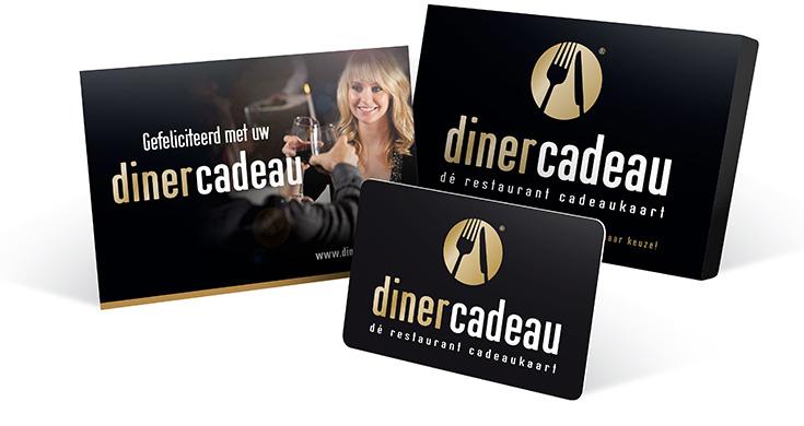 Win een dinerbon ter waarde van 100 euro!
